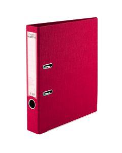 "Папка-реєстратор, А4, 5 см, зібрана, ""Prestige+"", Axent (Бордовий колір)"