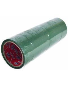 Скотч, 45 мм х100 м, кольоровий, Metro tape (Зелений колір)