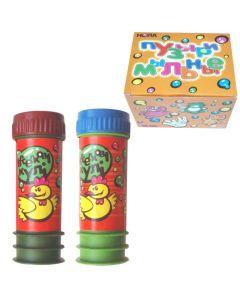 """Мильні бульбашки, 10 см, """"Веселкові кулі"""", Нола"""
