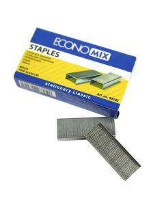Скоби №24/6, для степлера, 1000 штук, Economix