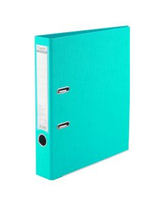 """Папка-реєстратор, А4, 5 см, зібрана, """"Prestige+"""", Axent (Світло-блакитний колір)"""