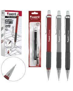"""Олівець механічний, чорнографітний, 0,5 мм, """"Classic"""", Axent"""