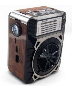 Радіоприймач Golon RX-9122 аккумулятор USB/SD